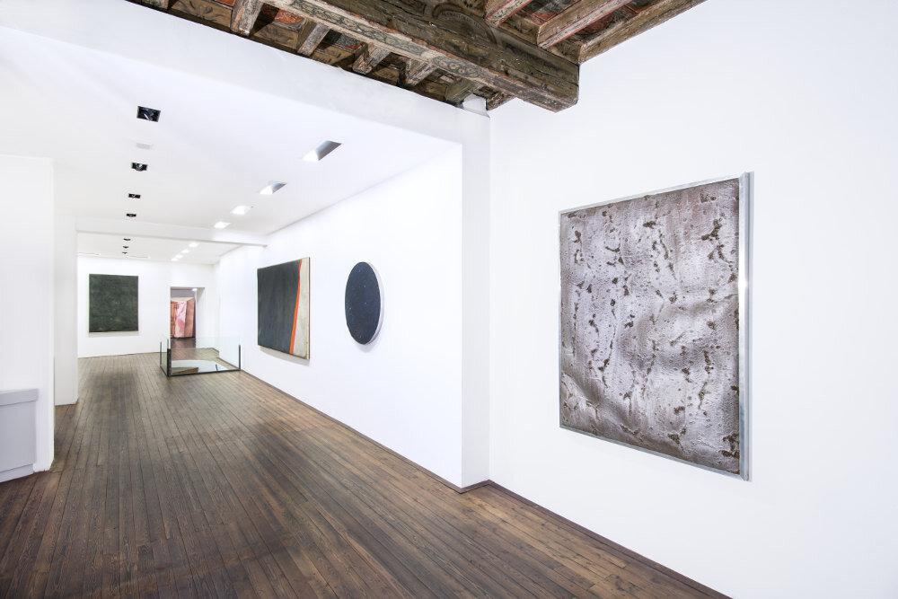 Giulio Turcato, Inventare spazi, 2017, Galleria Il Ponte_1