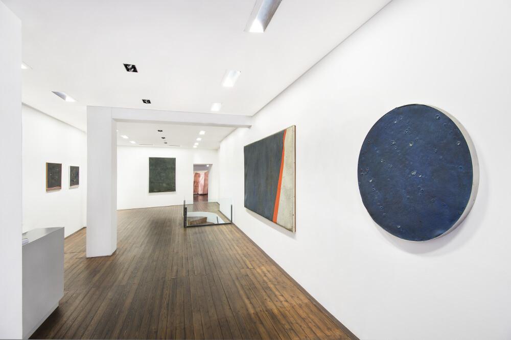 Giulio Turcato, Inventare spazi, 2017, Galleria Il Ponte_2