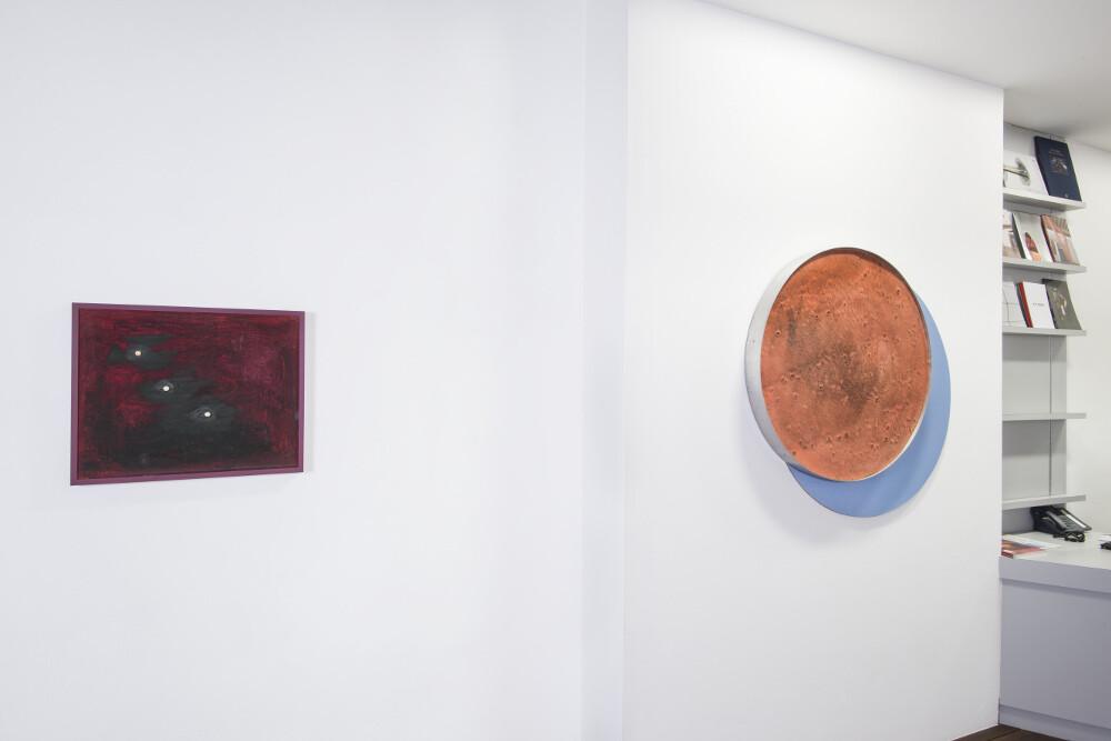 Giulio Turcato, Inventare spazi, 2017, Galleria Il Ponte_4
