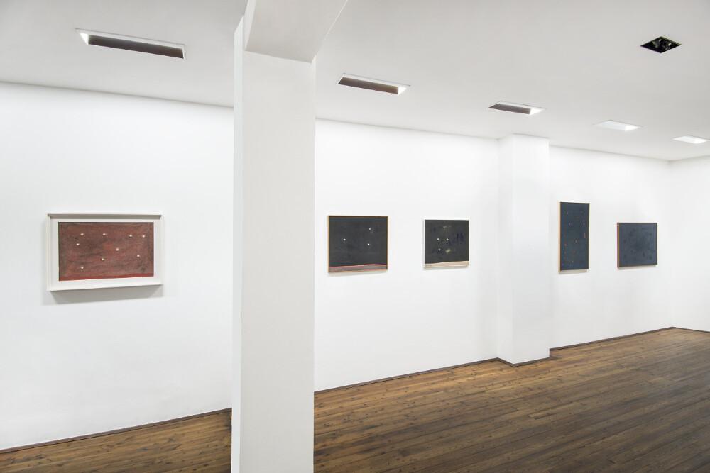 Giulio Turcato, Inventare spazi, 2017, Galleria Il Ponte_5