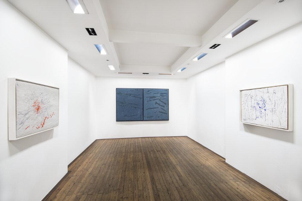 Giulio Turcato, Inventare spazi, 2017, Galleria Il Ponte_9