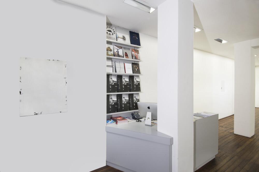 Renato Ranaldi, Angolari Scioperii Contenzioso, galleria Il Ponte, Firenze_1