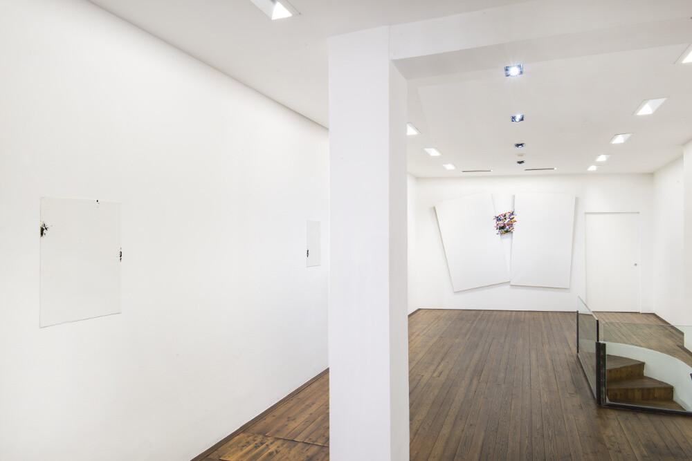 Renato Ranaldi, Angolari Scioperii Contenzioso, galleria Il Ponte, Firenze_2