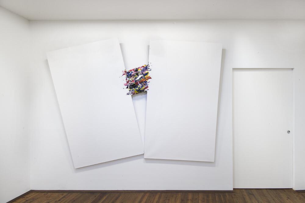 Renato Ranaldi, Angolari Scioperii Contenzioso, galleria Il Ponte, Firenze_3