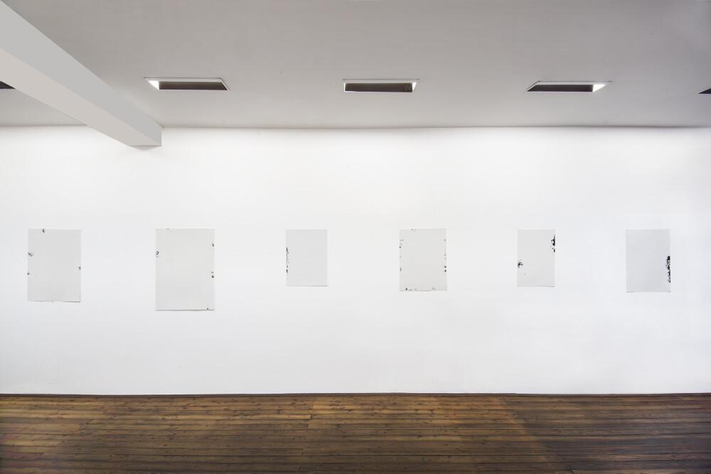 Renato Ranaldi, Angolari Scioperii Contenzioso, galleria Il Ponte, Firenze_4