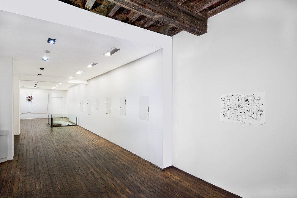Renato Ranaldi, Angolari Scioperii Contenzioso, galleria Il Ponte, Firenze_5