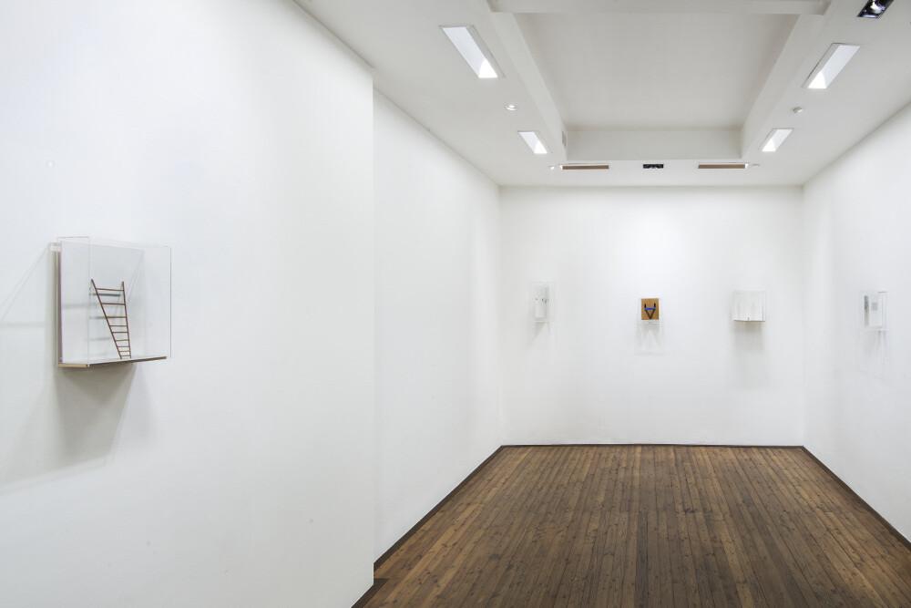 Renato Ranaldi, Angolari Scioperii Contenzioso, galleria Il Ponte, Firenze_6