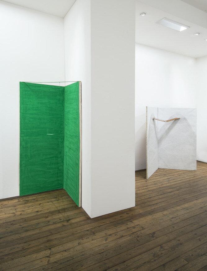 Renato Ranaldi, Angolari Scioperii Contenzioso, galleria Il Ponte, Firenze_8_bis