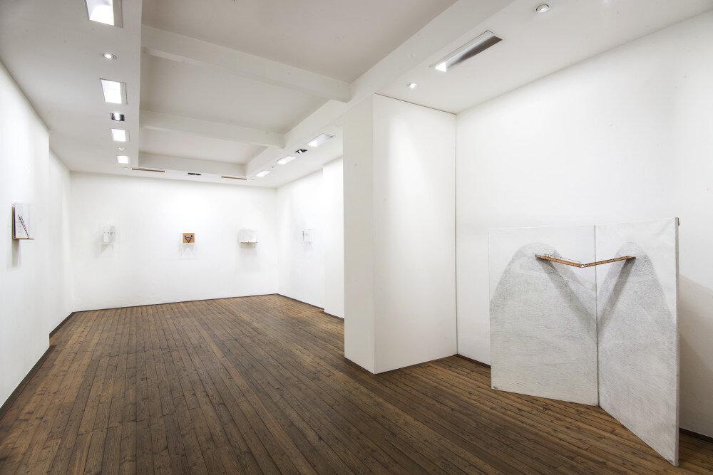 Renato Ranaldi, Angolari Scioperii Contenzioso, galleria Il Ponte, Firenze_9