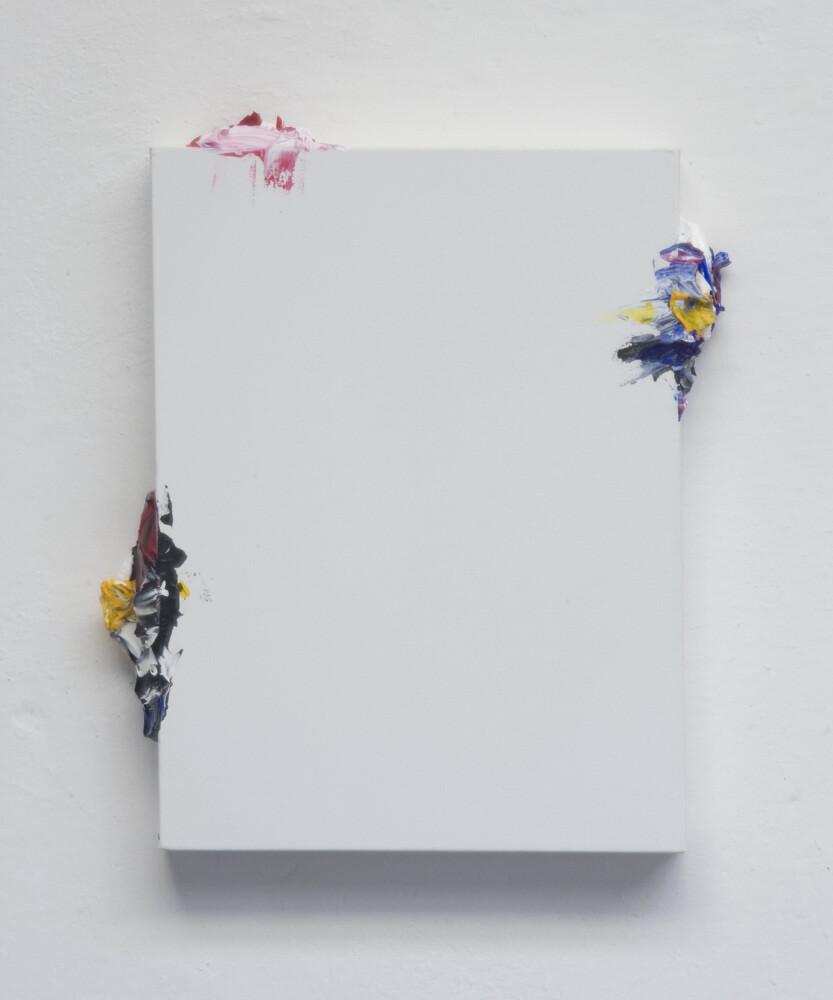 Renato Ranaldi, Fuoriquadro 18, 2010, galleria Il Ponte, Firenze_9