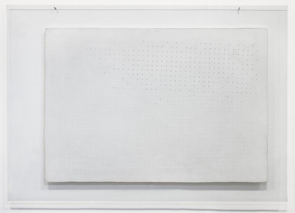 Marco Gastini, 20x25:12, 1973, galleria Il Ponte, Firenze