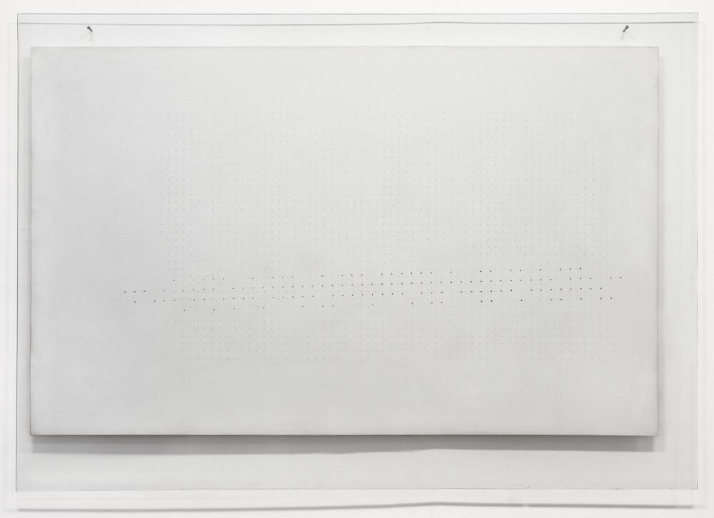 Marco Gastini, L 12, 1974, galleria Il Ponte, Firenze