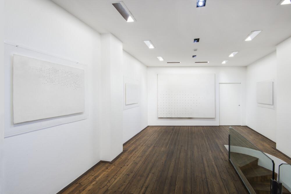 Quindici opere di Marco Gastini 1969:1978, galleria Il Ponte, 2016, Firenze_2