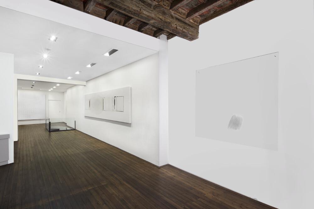 Quindici opere di Marco Gastini 1969:1978, galleria Il Ponte, 2016, Firenze_3