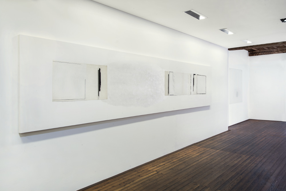 Quindici opere di Marco Gastini 1969:1978, galleria Il Ponte, 2016, Firenze_4