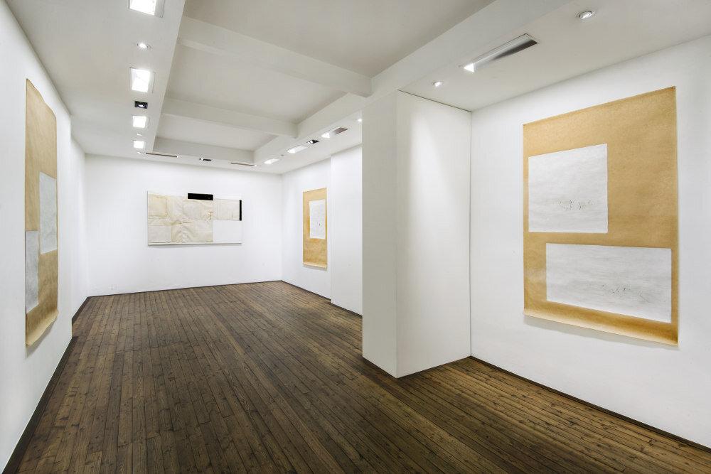 Quindici opere di Marco Gastini 1969:1978, galleria Il Ponte, 2016, Firenze_6