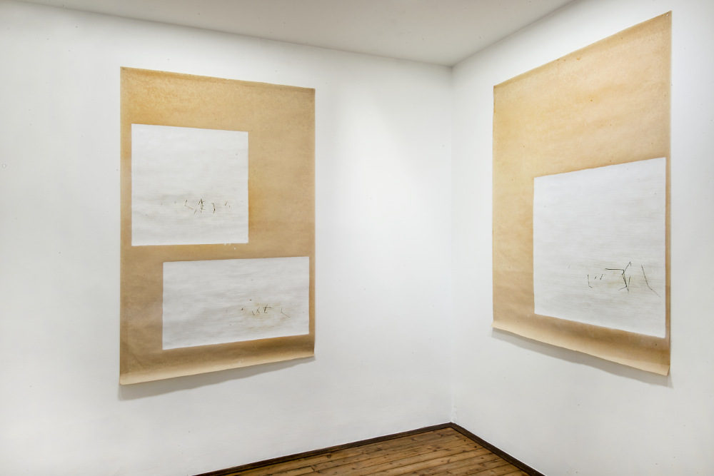 Quindici opere di Marco Gastini 1969:1978, galleria Il Ponte, 2016, Firenze_7