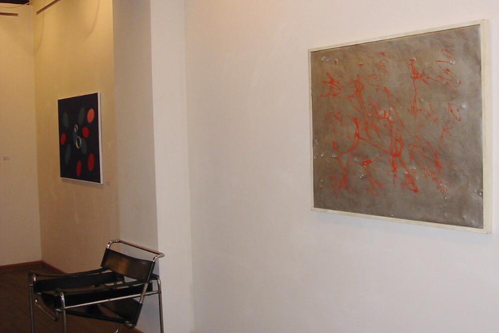 Giulio Turcato, Dipinti 1960-1980, galleria Il Ponte, Firenze, 2003