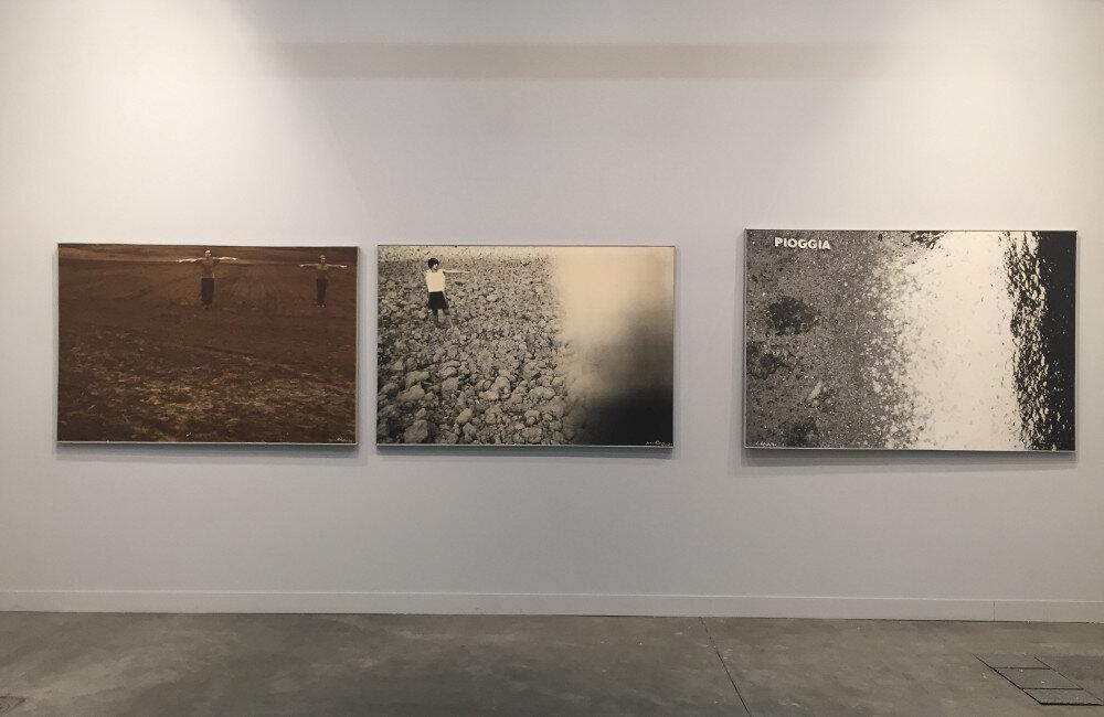 Miart 2017, Luca Maria Patella, galleria Il Ponte, Firenze