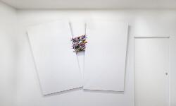 Renato Ranaldi, Angolari Scioperii Contenzioso, galleria Il Ponte, Firenze