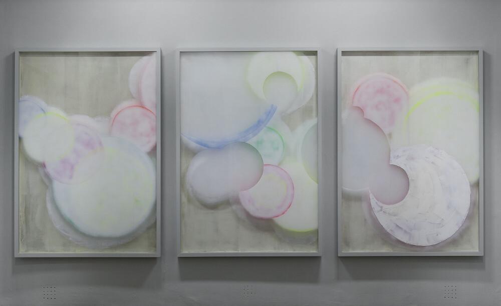 Alfredo Pirri, Kindertotenlieder (detail), 2015, galleria Il Ponte, Firenze