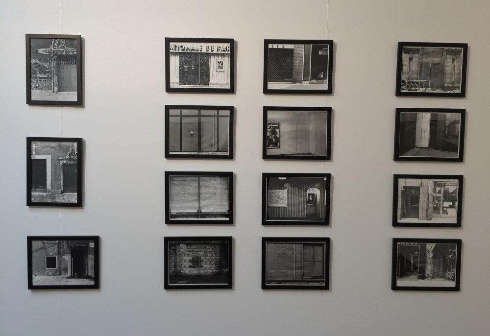 Bernard Joubert, La pittura, al limite, 2016, galleria Il Ponte, Firenze_12
