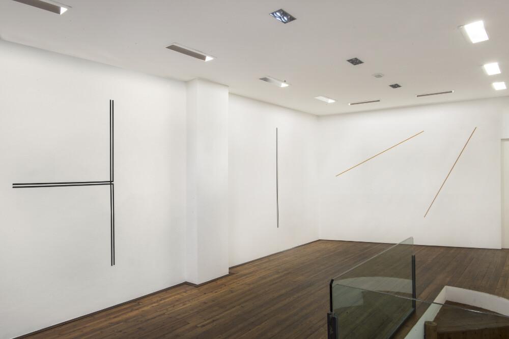 Bernard Joubert, La pittura, al limite, 2016, galleria Il Ponte, Firenze_5