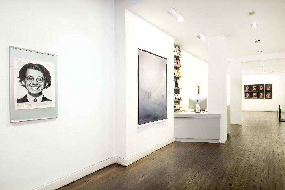 Davide Mosconi, Coincidenze, 2015, galleria Il Ponte, Firenze_1