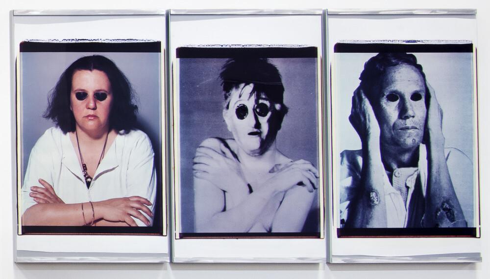 Davide Mosconi, In Morte del Padre (detail), 1984, galleria Il Ponte_2