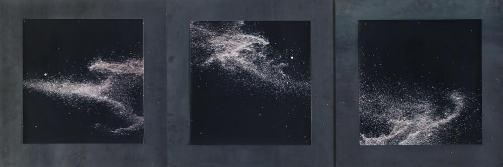 Davide Mosconi, Polveri, 1998:99, galleria Il Ponte, Firenze