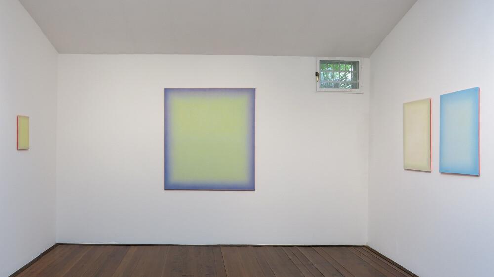 Eberhard Ross, Fermata, 2016, galleria Il Ponte, Firenze_2a