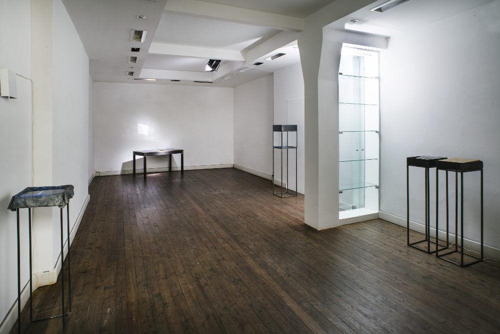 Gregorio Botta, Ciò che resta, galleria Il Ponte, Firenze_5