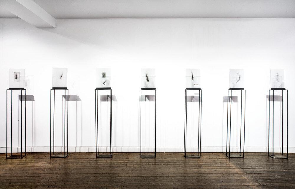 Gregorio Botta, I guardiani, 2013-2015, galleria Il Ponte, Firenze