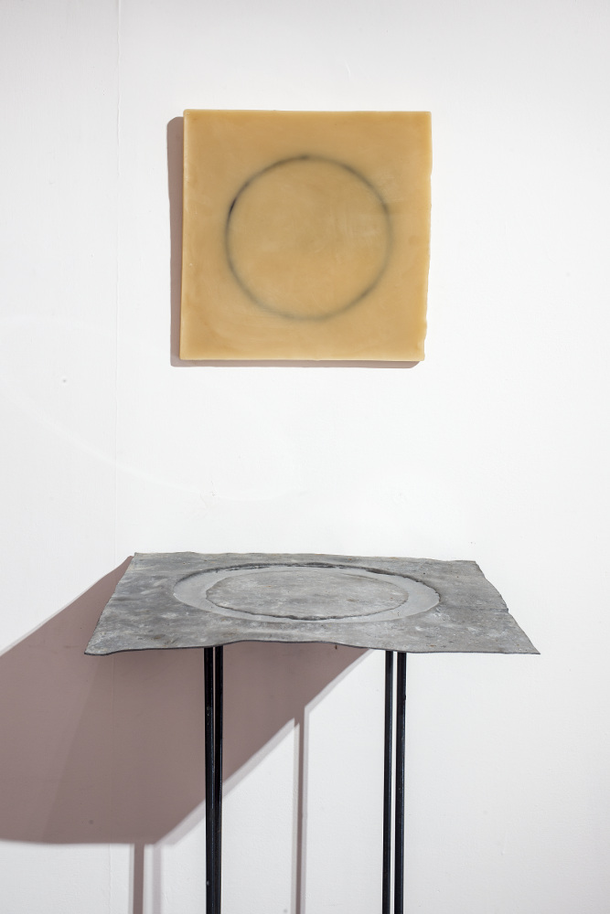 Gregorio Botta, Offerta, 2015, galleria Il Ponte, Firenze