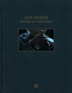 Jan Fabre, Knight of the Night, copertina, galleria Il Ponte, Firenze