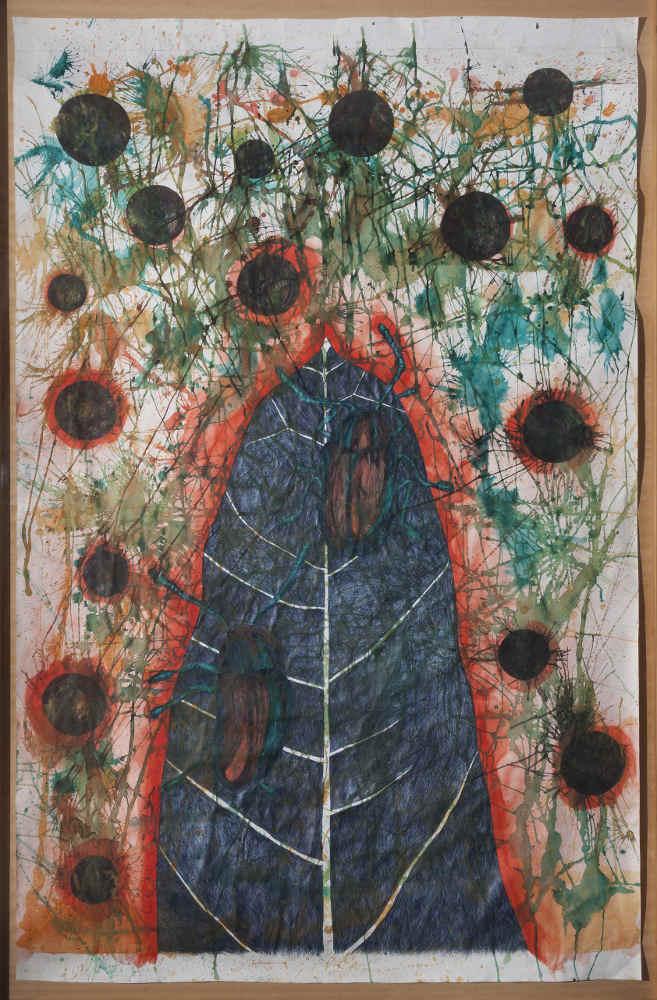 Jan Fabre, Untitled, 1994, galleria Il Ponte, Firenze
