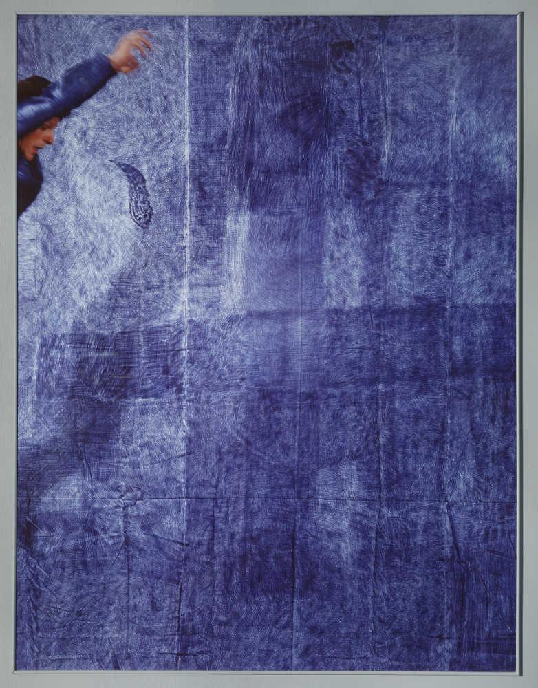 Jan Fabre, Untitled - Self-Portrait, 1988, galleria Il Ponte, Firenze