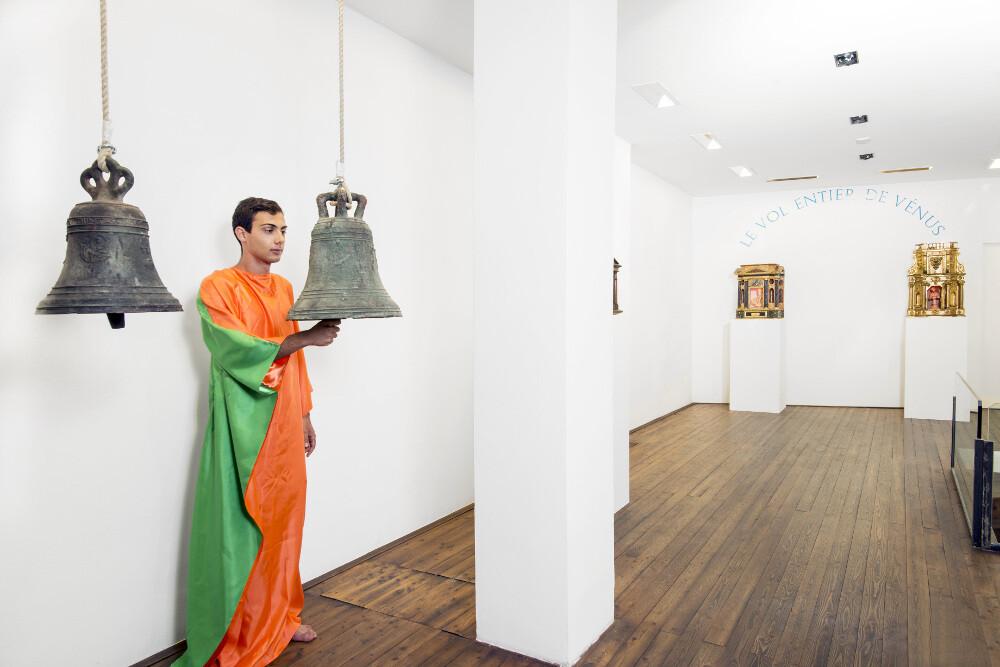 Luca Maria Patella, NON OSO : OSO NON essere, 2017, galleria Il Ponte, Firenze_6
