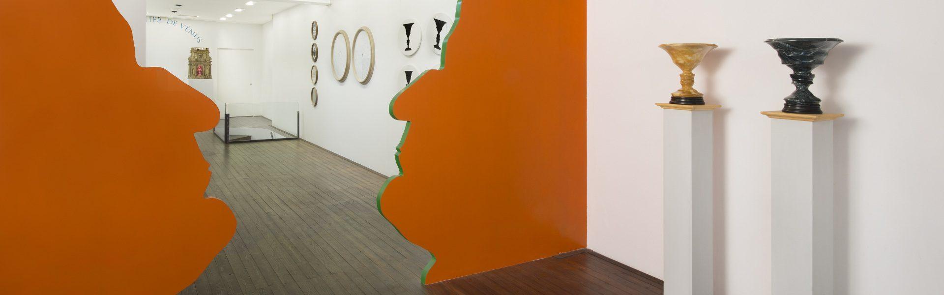 Luca Maria Patella, NON OSO : OSO NON essere, 2017, galleria Il Ponte, Firenze_h