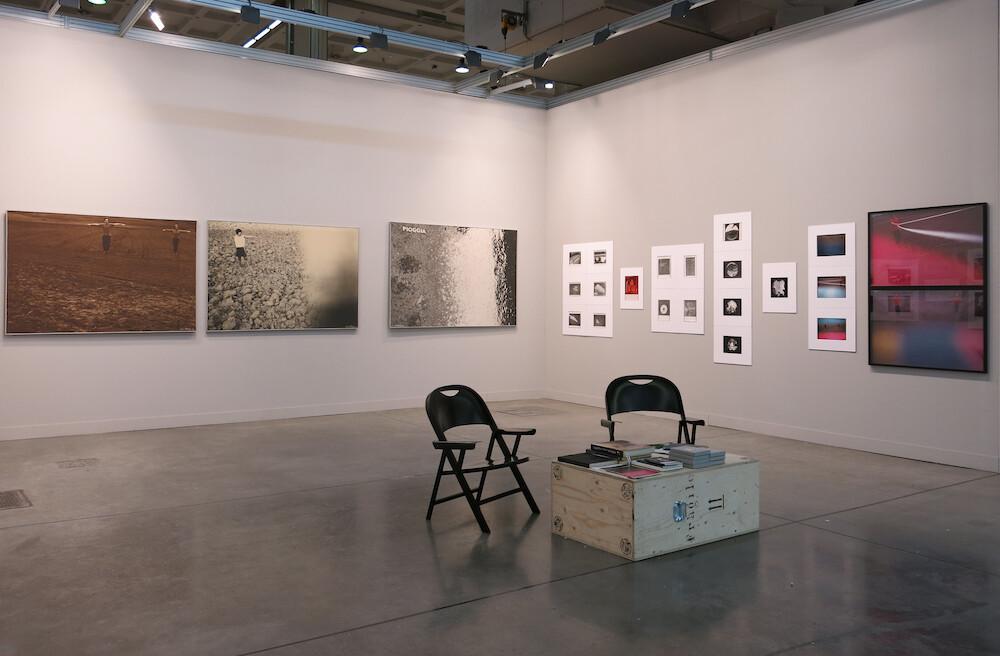 Miart 2017, Luca Maria Patella, galleria Il Ponte, Firenze_3