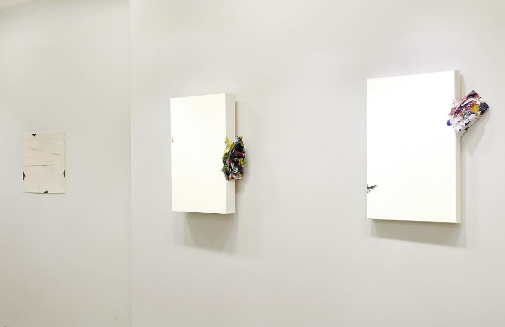 Renato Ranaldi, Fuoriasse Fuoriquadro, 2011 galleria Il Ponte, Firenze_10