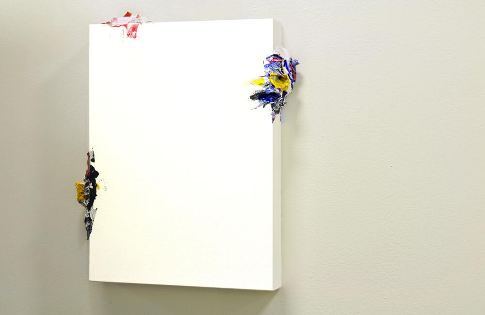 Renato Ranaldi, Fuoriasse Fuoriquadro, 2011 galleria Il Ponte, Firenze_2