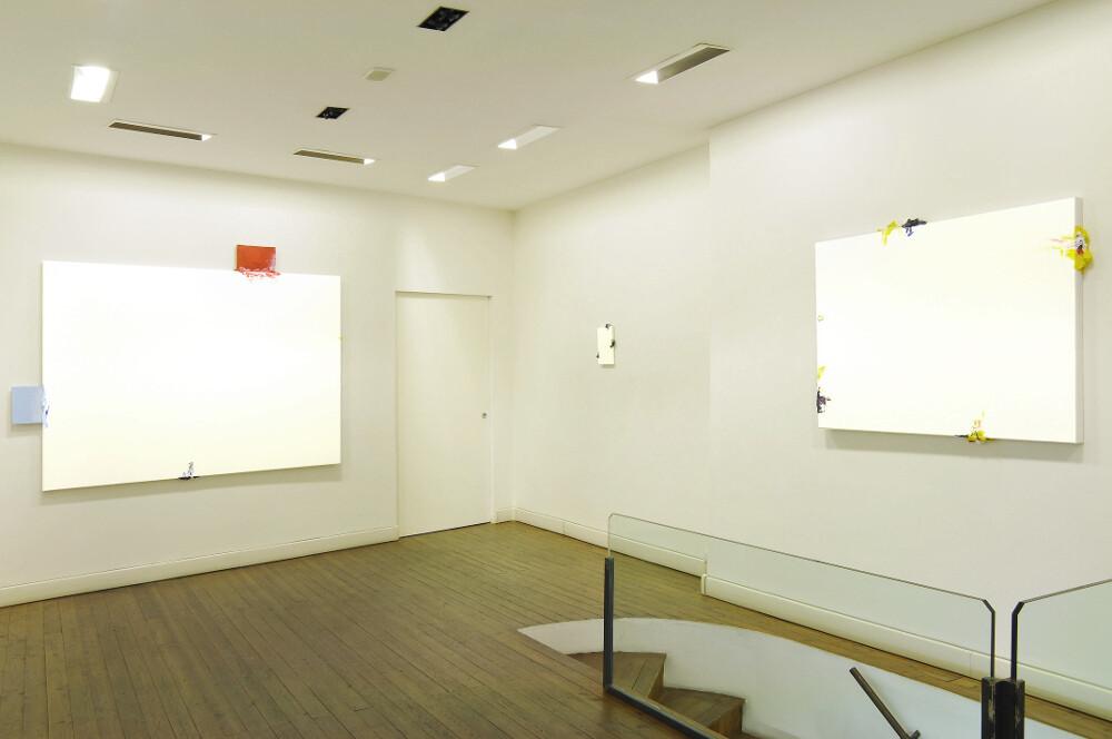 Renato Ranaldi, Fuoriasse Fuoriquadro, 2011 galleria Il Ponte, Firenze_5
