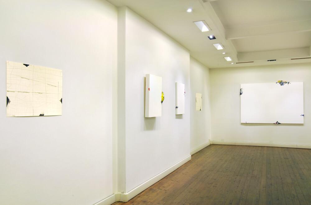 Renato Ranaldi, Fuoriasse Fuoriquadro, 2011 galleria Il Ponte, Firenze_9