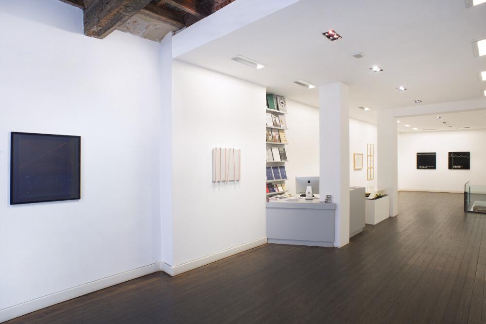 Vincenzo Agnetti, Testimonianza, 2015, galleria Il Ponte, Firenze_2