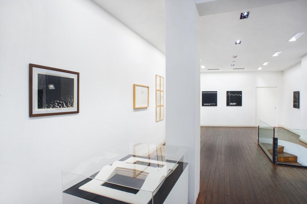 Vincenzo Agnetti, Testimonianza, 2015, galleria Il Ponte, Firenze_3