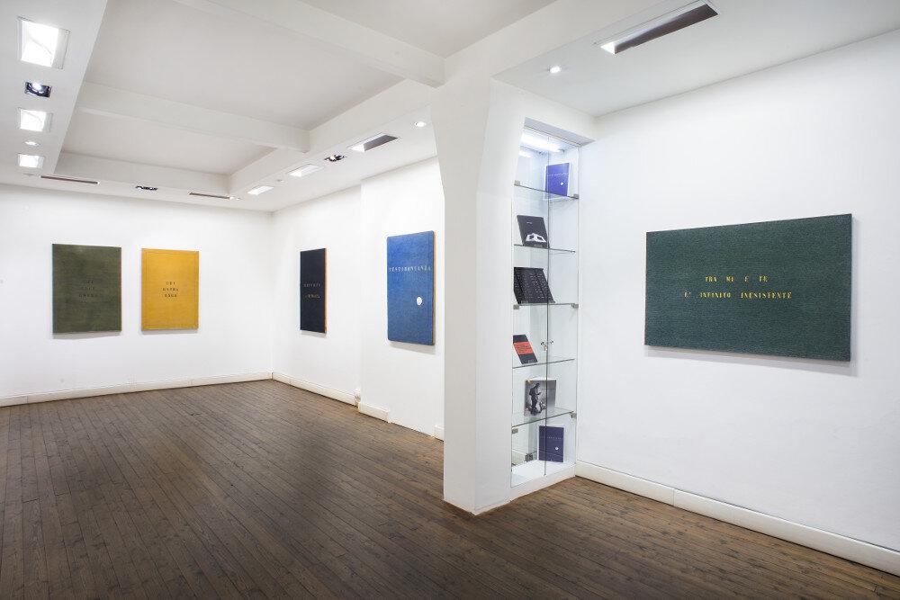 Vincenzo Agnetti, Testimonianza, 2015, galleria Il Ponte, Firenze_8