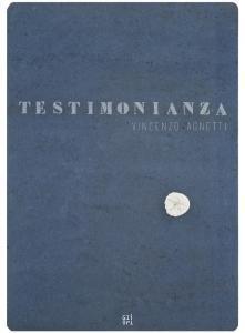 Vincenzo Agnetti, Testimonianza, copertina, galleria Il Ponte, Firenze