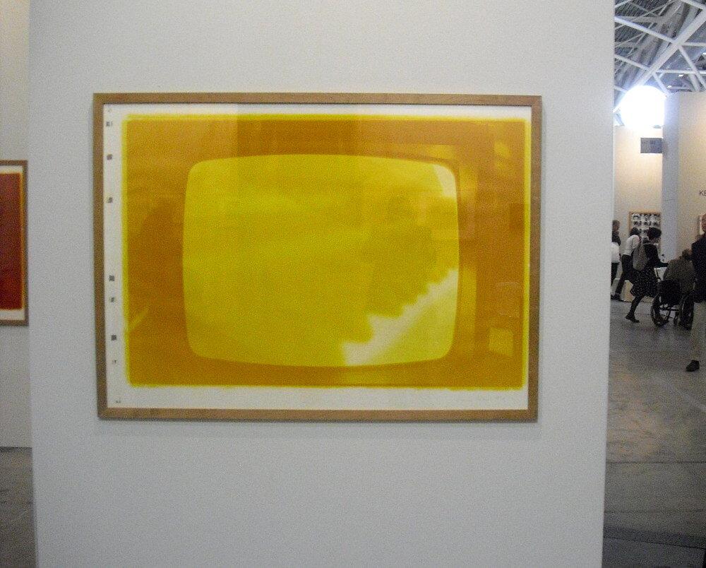 Artissima 2011, Giuseppe Chiari, galleria Il Ponte, Firenze