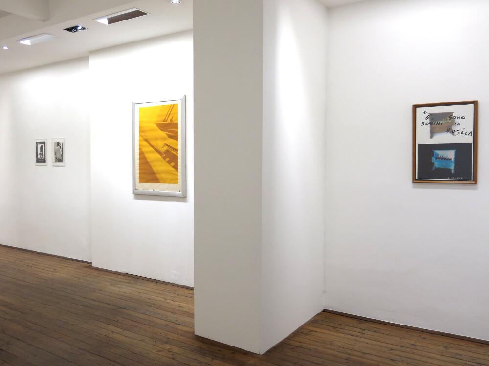 Giuseppe Chiari, PentaChiari, 2017, galleria Il Ponte, Firenze_11